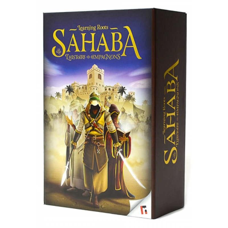 COLLECTION SAHABA: Jeu de société de Learning Roots , Version française