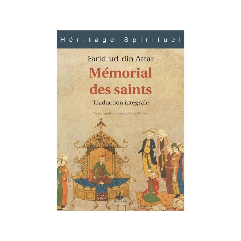 Le mémorial des saints (Albouraq)