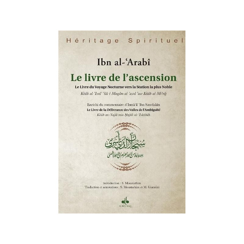 Le livre de l'ascension