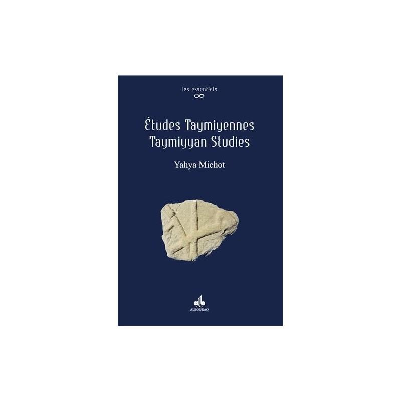 Etudes taymiyennes taymiyen studies (français anglais)