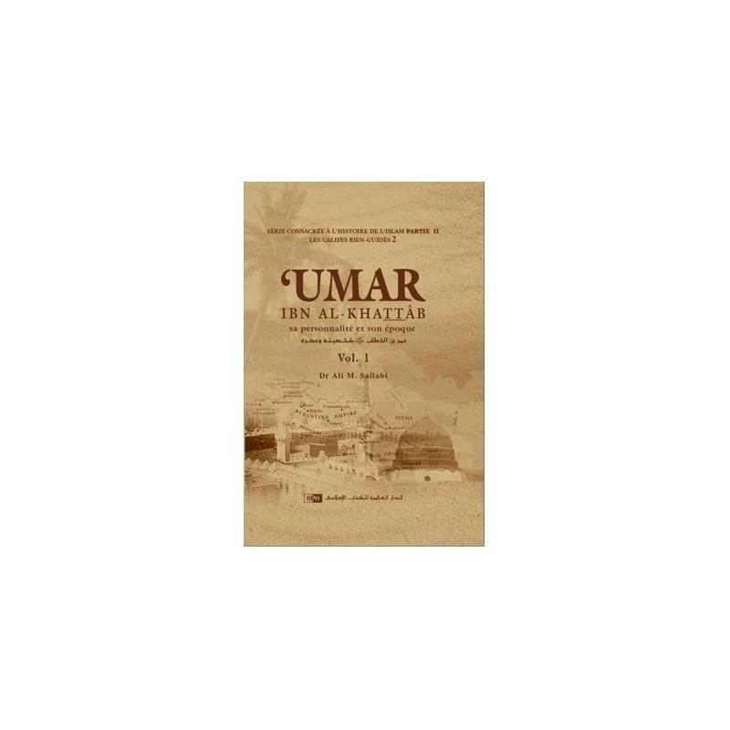 Umar ibn al-Khattab 2 Volumes Dr Muhammad Ali Sallabi