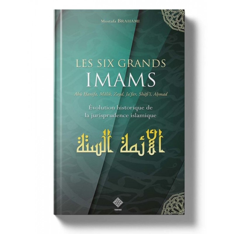 Les six grands Imams Mostafa Brahami
