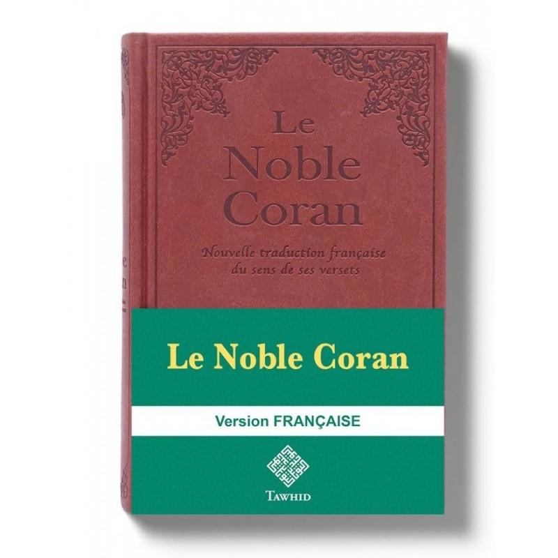 Noble Coran Classique Version Française