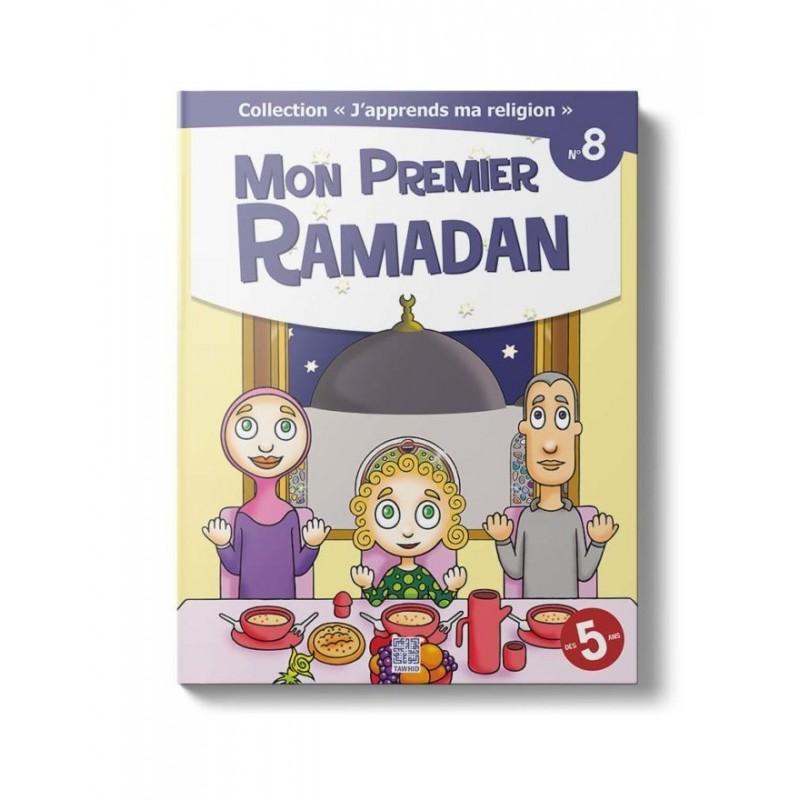 Mon premier Ramadan (Tome 8) Siham Andalouci