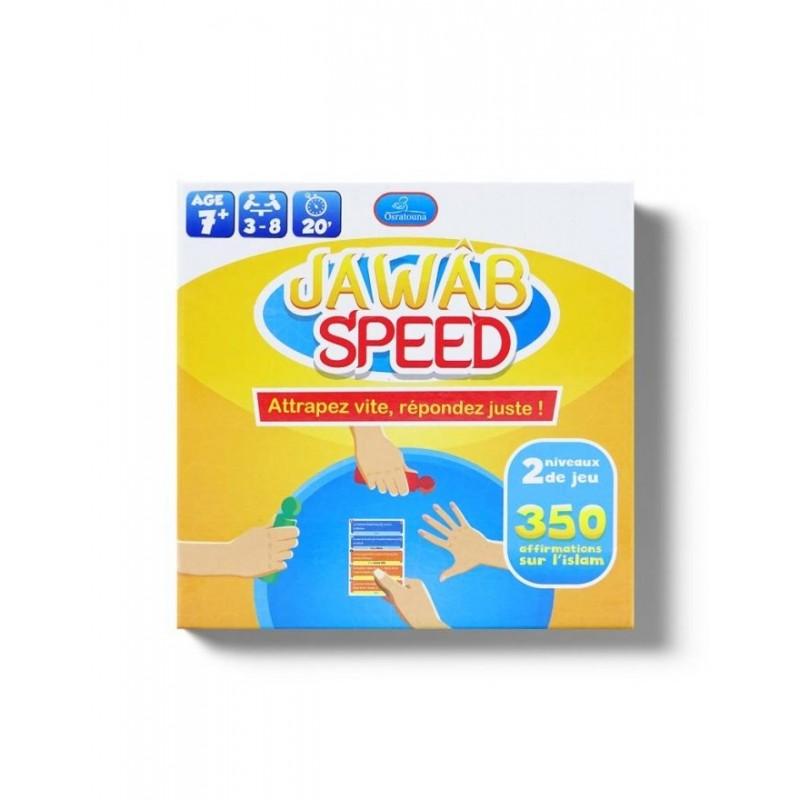 Jawâb Speed (Jeu)