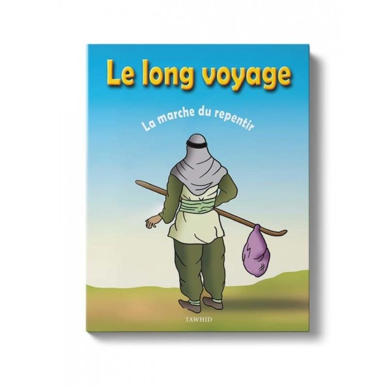 Le long voyage Neïla Andrieux