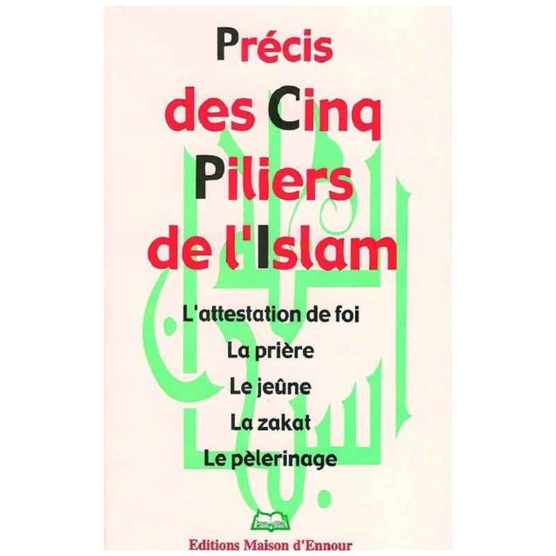 Précis des cinq piliers de l'islam Yacoub Roty