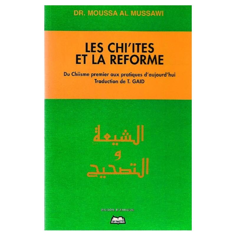 Les chi'ites et la réforme Moussaoui Mahboub
